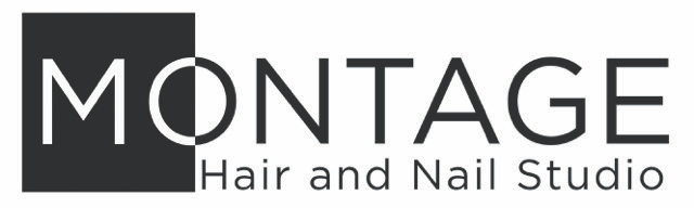Montage Hair and Nail Studio logo
