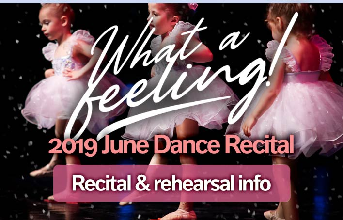 Click for 2019 dance recital information
