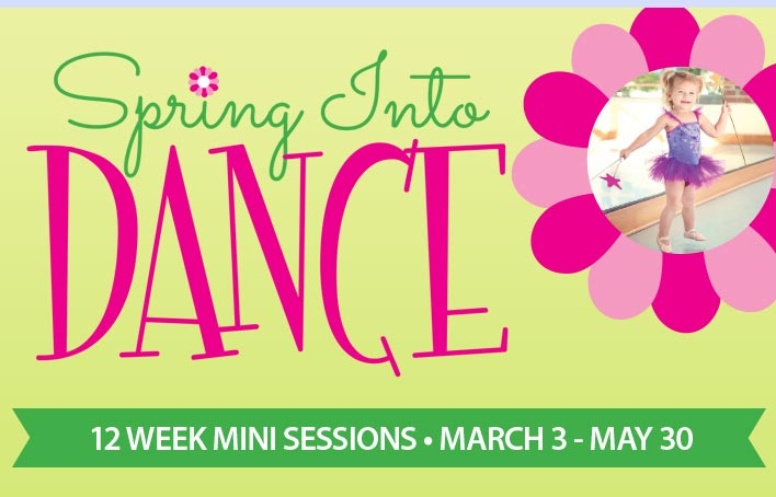 Spring dance mini sessions
