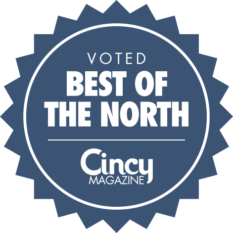 voted Best of the North by Cincy Magazine